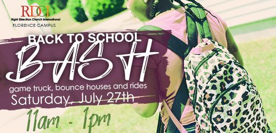 Back to School Bash FLO Web Banner